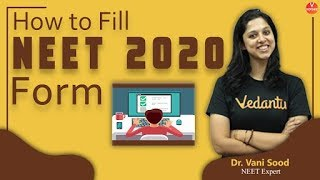 How to Fill NEET Application Form 2020 | Online Registration | NEET 2020 Online Application Form