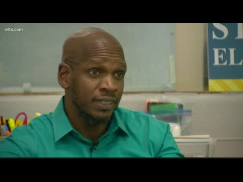 Former Custodian Starts New Job As School Principal