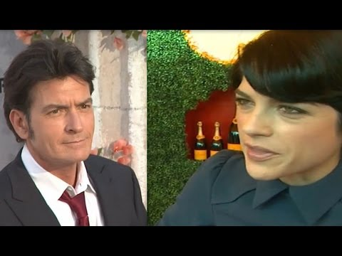 Charlie Sheen Fires Selma Blair From Anger Management