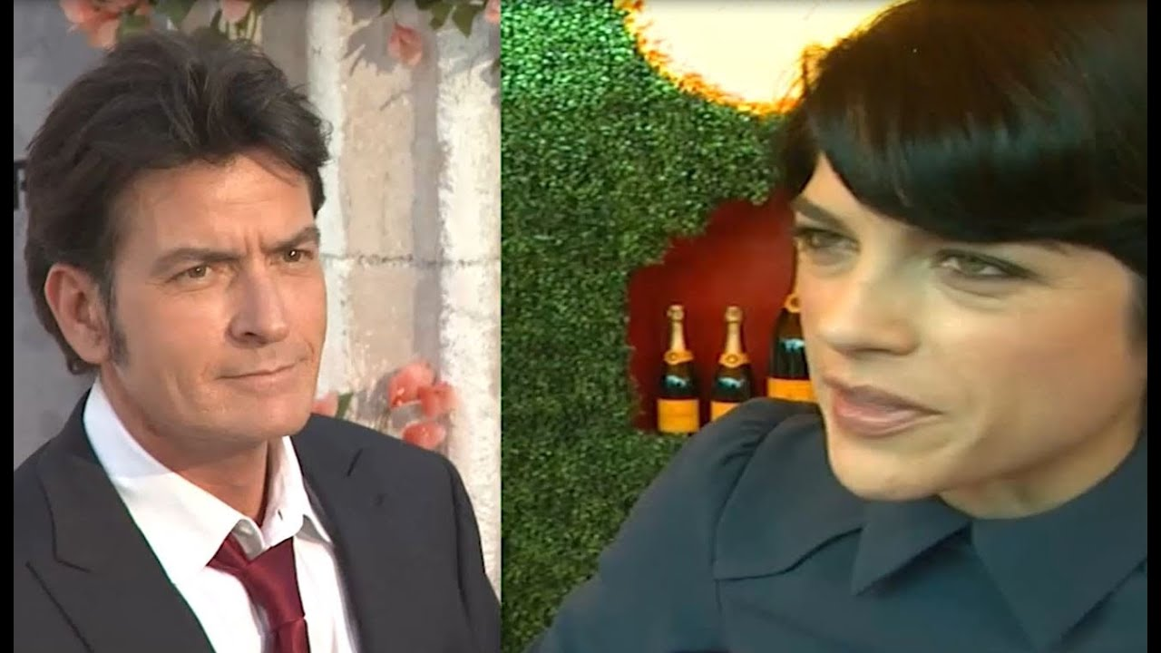 Download Charlie Sheen Fires Selma Blair from Anger Management!?