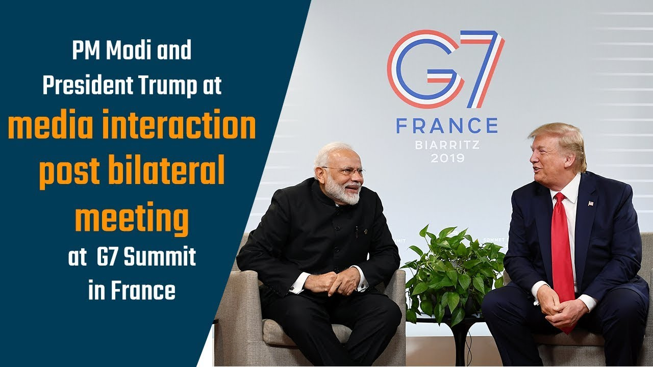 Image result for photos trump at 2019 BIARRITZ SUMMIT