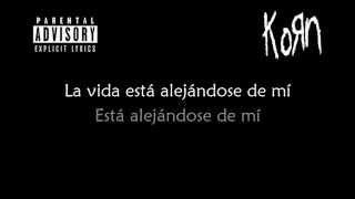 Korn - Falling Away from Me (Subtitulado en Español)