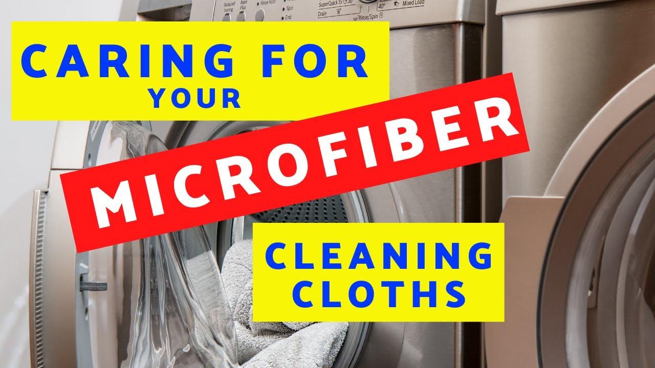 Maintaining My Love Affair with Microfiber