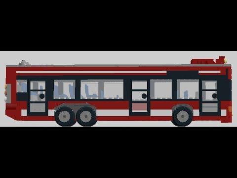 Lego Bus Instructions Scania Omnilink Ll Youtube