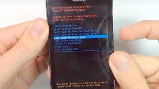 Huawei Y5 Y560 hard reset