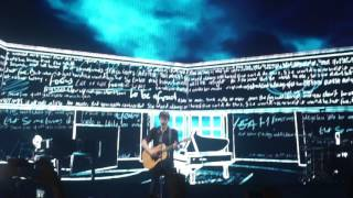 Shawn Mendes - A Little Too Much - Live (27/05/2017 @ Brussels, Belgium)