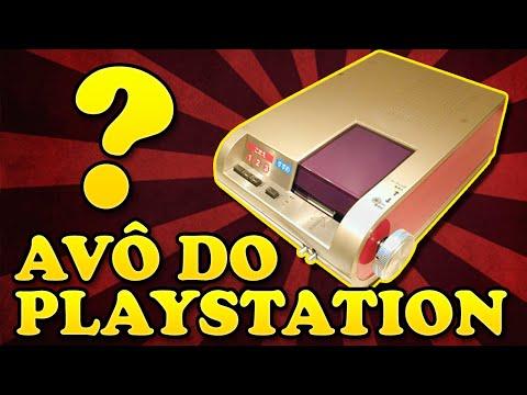 Avô do PLAYSTATION???? O Mistério do Primeiro Console da Sony!