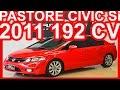 4K PASTORE Honda Civic Si 2011 Vermelho aro 17 MT6 FWD 2.0 16v 192 cv 19,2 kgfm 232 kmh #CIVIC