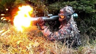How to Make a Rocket Launcher Replica w/Flash Cotton Muzzle Blast [HD Video Tutorial]