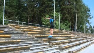 Тренировка Легкая атлетика