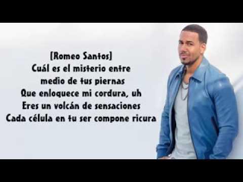 Romeo Santos - Sobredosis ft. Ozuna (Lyric Video)