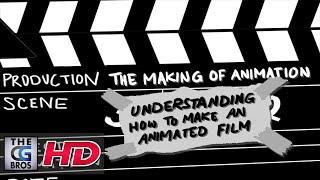 2D CGI Kısa Archie Eka tarafından Animasyon ''Nin'' Yapma - Animasyon: