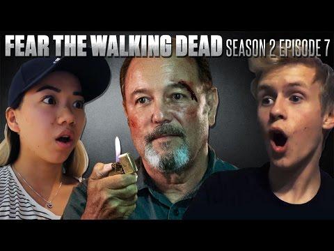 Fans React To Fear The Walking Dead Season 2 Episode 7:
