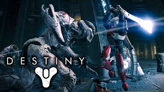 Destiny: The Dark Below - First Mission (Gameplay)