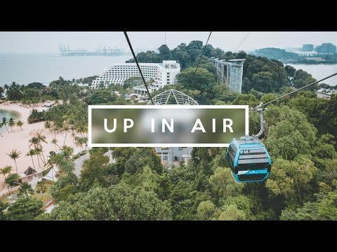 Up in Air | Explore Singapore x Singapore Cable Car |