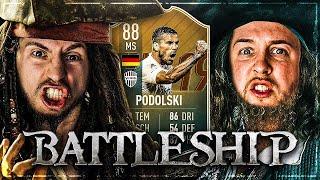 FIFA 19: PODOLSKI FLASHBACK Battleship Wager VS BetrügerBenji 🔥