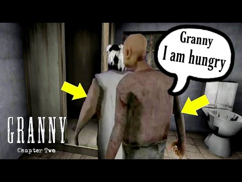 All Secret Voices In Granny Chapter 2|| Granny And Grandpa Secret