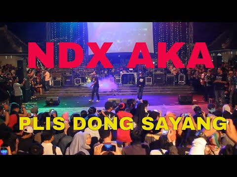 NDX AKA - Plis Dong Sayang (Live in FKY 29 Kota Jogja 2017)