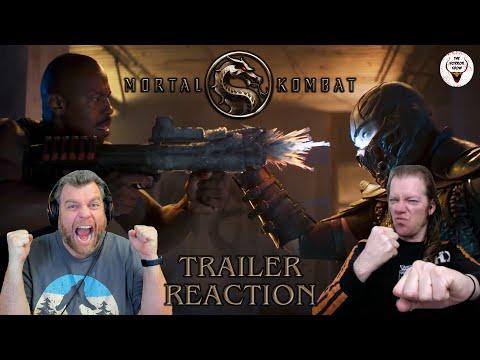 """Mortal Kombat"" 2021 Reaction - The Horror Show"