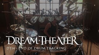 DT14 - End of Drum Tracking