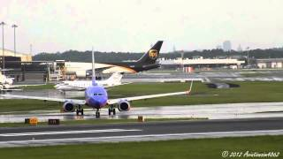 Specials Everywhere! - Bradley Airport Plane Spotting 6/2