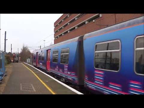 Trains at Welwyn Garden City | 23/12/2017