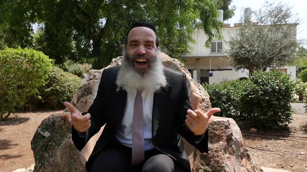 הרב יצחק פנגר - קטע מהפנט על רגע שמשנה חיים... חזק ביותר!
