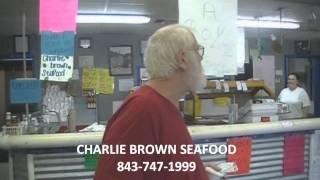 Angry Grandpa Loves Charlie Brown Sea Food
