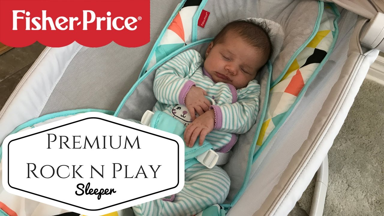 Review Fisher Price Premium Rock N Play Sleeper With