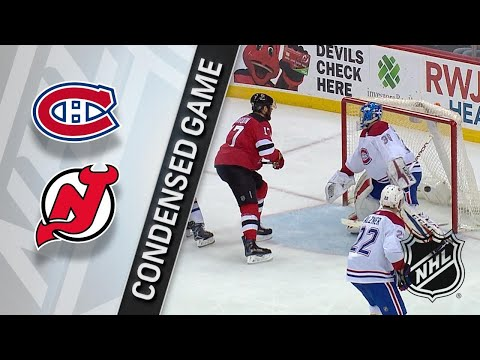 03/06/18 Condensed Game: Canadiens @ Devils