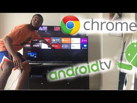 HOW TO DOWNLOAD GOOGLE CHROME ON SONY BRAVIA ANDROID TV