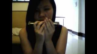 [harmonica] Jay Chou - Gui Ji :) .wmv