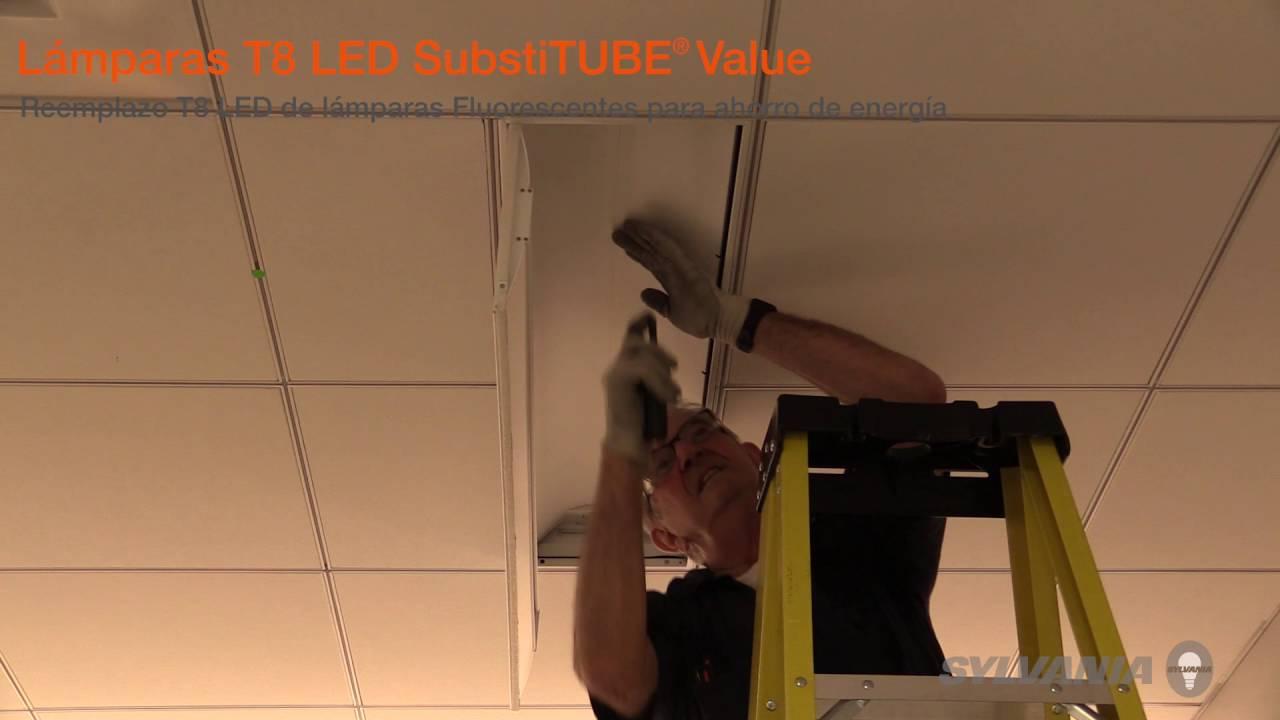 maxresdefault sylvania substitube value t8 products installation video en