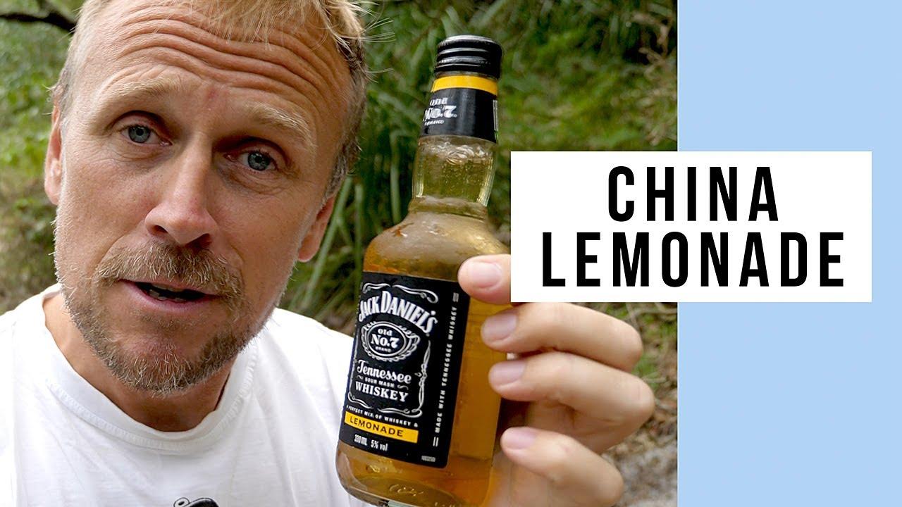 How Does Jack Daniel's & Lemonade Premix From China Compare to Australia?