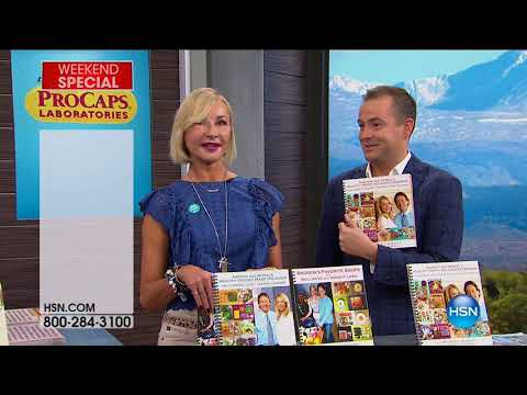 HSN | Andrew Lessman Your Vitamins Anniversary 10.08.2017 - 01 PM