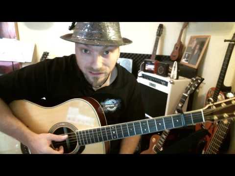 Ich geh mit meiner Laterne | Einfachs Gitarren Tutorial - Schönes Zupfen der Akkorde und Melodie