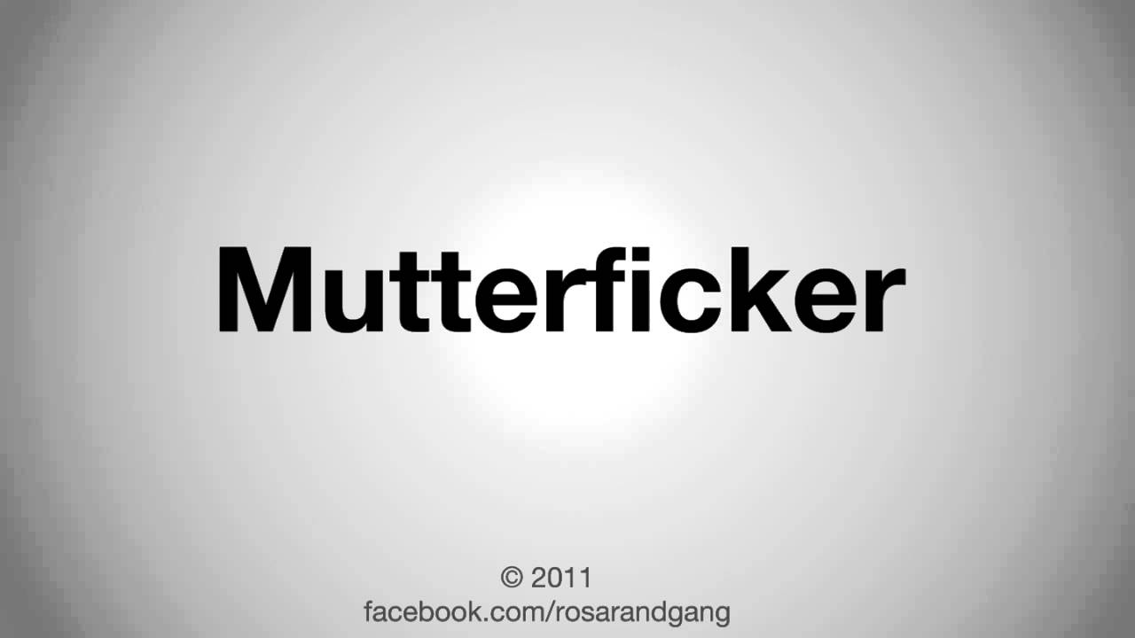 Mutterficker