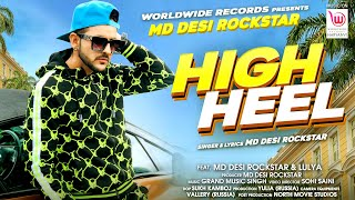 High Heel Md Free MP3 Song Download 320 Kbps