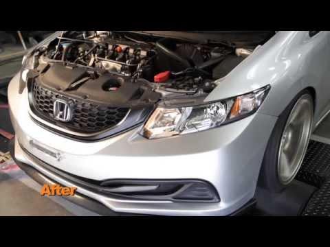 2012, 2013 & 2014 Honda Civic 1.8L Air Intake Installation