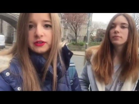 #Experience in Dublin by Maria and Rebeca