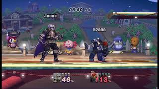 [Project M - Wiimmfi] - Mewtwo2000 (Ganondorf) vs Sasuke (Ganondorf)