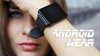 Android Wear - обзор ОС для умных часов