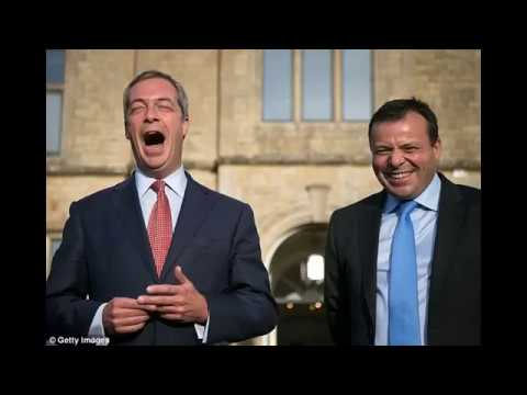 Now Nigel Farage And The 'Bad Boys Of Brexit' Set Their Sights On Splitting California