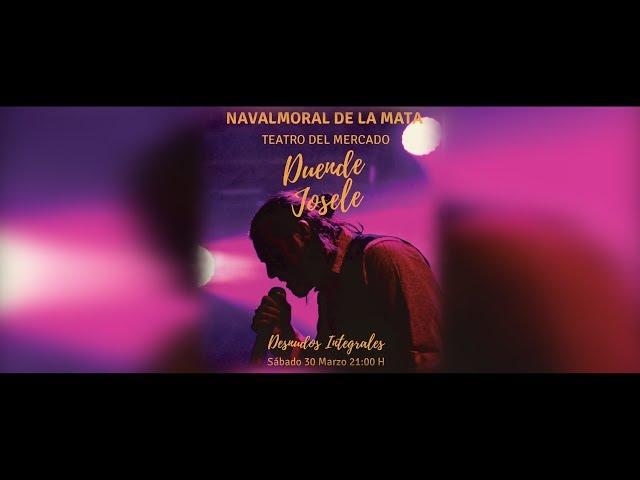 Duende Josele  y la Banda Ingrávida - Concierto  en NAVALMORAL DE LA MATA a beneficio de ARATEA