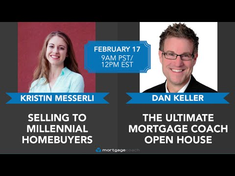 SELLING TO MILLENNIAL HOMEBUYERS with Kristin Messerli & Dan Keller