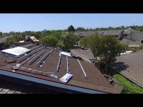 MV Solar Grid Tie and Solar Thermal featuring SolarWorld and Heliodyne by ABC Solar