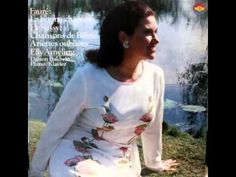 1980 - Faure & Debussy (Elly Ameling, Dalton Baldwin)