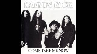 Gambar cover Saigon Kick - Come take me now