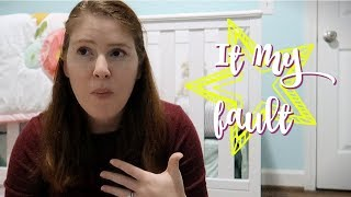 Disappointed in Myself as a Mother... | Kalyn and Robert