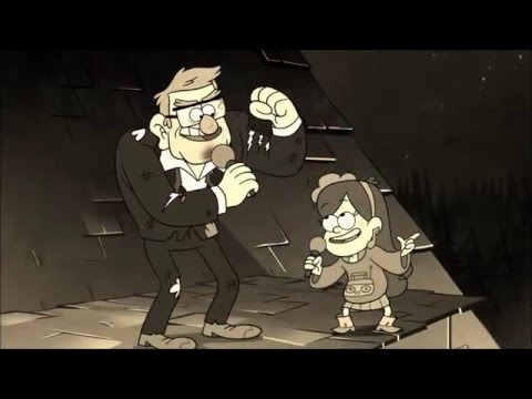 Mabel and Stan Pines : Not so bad a Dad